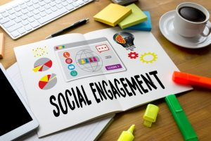 Social Engagement is Key